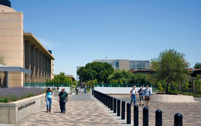 Lucas Center, Stanford University